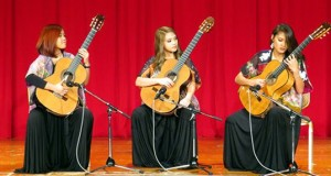 "Pinoy Group ""Triple Fret"" Wins First Place at the 27th Japan Guitar Ensemble Festival"