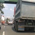 This Dump Truck Driver Maybe Thought He Was Vin Diesel by Driving Fast & Furious