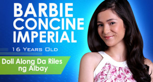 Barbie Imperial First Evicted Housemate from PBB 737