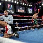 Brian Viloria Knocked Out Omar Soto in the First Round (Highlights Video)