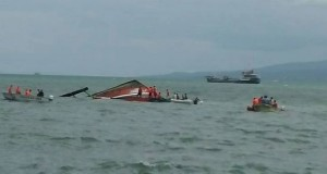 M/V Kim Nirvana Capsized Off Ormoc City Carrying 173 People (Photos & Video)