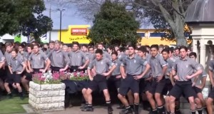 This Emotional and Powerful Haka Performance of High School Boys Will Surely Give You Chills