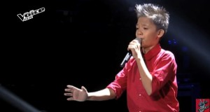 Jhoas Sumatra: The Voice Kids PH Blind Audition Video