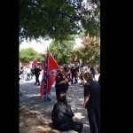 This Tuba Player Got the Attentions of KKK Marchers By Playing Unusually. It's Really Hilarious.