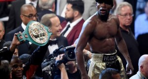 WBO Strips Floyd Mayweather's Title He Won Against Manny Pacquiao