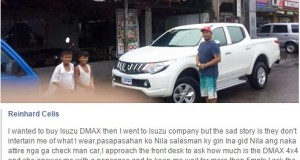 A Car Dealer Ignored Him Because of His Attire But What He Did Caught the Dealer by Surprise.