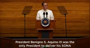 Pres. Aquino's SONA 2015 Full Transcript (Tagalog) Released