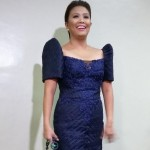 Netizens Reacted on Sen. Nancy Binay's Attire in the 2015 SONA