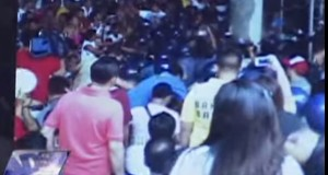 Mayor Junjun Binay Shows Video of the Makati Chair Scuffle. Who Started it?