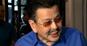 Erap Skips UNA Launch, UNA 'Will Do Everything' to Get Erap's Support