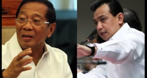In Sizzling Case Against Trillanes, Senator Says VP Binay Panics.