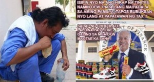 Malacanang Defends Bureau of Customs Stricter Rules for Balikbayan Boxes