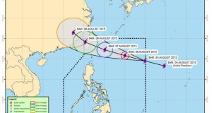 Bagyong Hanna (Super Typhoon Soudelor) Enters PAR with 354 Kph Gusts