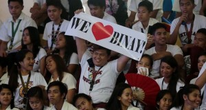 CvSU President Divinia Chavez Denies Knowledge of VP Binay's Visit During Student Assembly