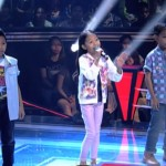 Gian Ale Wins The Voice Battle Rounds Against Krystel & Rock Opong (Video)