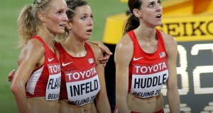 This American Runner Celebrates Too Early and Learned Her Lessons the Hard Way