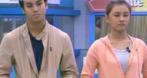 "Kenzo Gutierrez & Kamille Filoteo ""Eliminated"" from Pinoy Big Brother House"