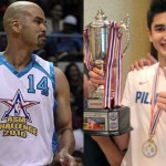 PBA Legends: Kobe Paras is Better than Father Benjie Paras