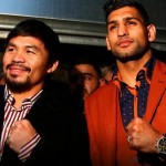 Manny Pacquiao Scheduled to Fight Amir Khan in the Middle East Next Year