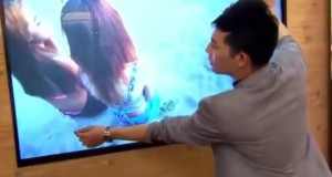 This Might Be The Most Impressive TV Demonstration You Will Ever See.