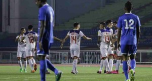 Philippine Azkals Defeated Maldives in an International Friendly