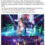 "Viral: 18-Year-Old FB User Criticizes Noontime Show for ""Bad Influence"""