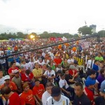Reasons Why Duterte Rally in Luneta Not Reported by Media (Photos & Video)