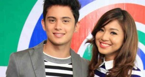 "JaDine Overwhelmed on the Success of ""On the Wings of Love"""
