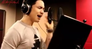 "Watch: Alden Richards Turns Emotional While Recording ""God Gave Me You"" (Video)"