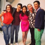 "Alden Richards Maine Mendoza Released Pictorial of the Movie ""My Bebe Love"""