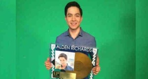 Alden Richards Album Made it to Billboard Top-Selling World Music Albums