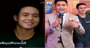 Jameson Blake Evicted from the Famous Pinoy Big Brother (PBB) House