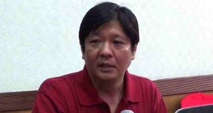 Sen. Bongbong Marcos: Timing Not Right for Him to be President (Video)