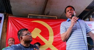 CPP Founder Jose Ma. Sison Welcomed Mayor Duterte's Offer for a Peaceful Life