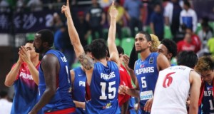 Gilas Pilipinas Ranked Third Best Team in Asia According to FIBA Rankings