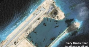 "Justice Antonio Carpio: China is Building ""The Triangle of Military Bases"""