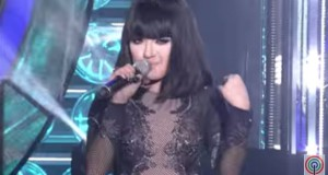 "KZ Tandingan Wins Fourth Week of ""Your Face"" Impersonating Jessie J (Video)"