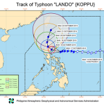 Bagyong Lando the Most Destructive Typhoon This Year 2015