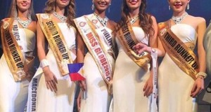 Bb. Pilipinas Tourism Ann Lorriane Colis Wins Miss Globe 2015 Title