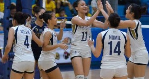 NU & UST Secured Twice-to-Beat Advantage in the Final Four of the UAAP Volleyball