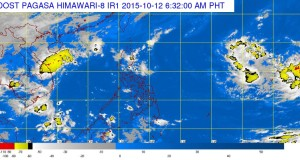 Bagyong Lando: LPA Spotted by PAGASA East of Luzon