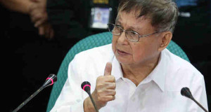 Former Sen. Joker Arroyo Dies at 88 Years Old in the United States
