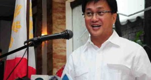 Francis Tolentino Wants to be Excluded in the LP's Senatorial Slate