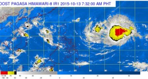Bagyong Lando: LPA Intensifies into Tropical Depression to Enter PAR Tonight or on Thursday