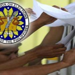 COMELEC Announced Numbers of Registered Voters Nationwide