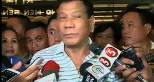 Watch: Mayor Rody Duterte Fires Back at VP Candidate Leni Robredo