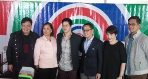 Elmo Magalona Signs Contract with ABS-CBN Now a Certified Kapamilya
