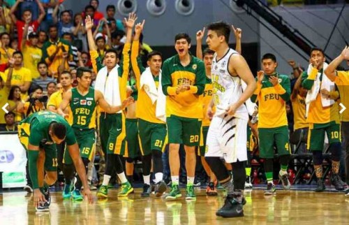 FEU vs. UST Game 2