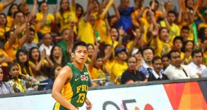 FEU Tamaraws Defeats UST Tigers in Game 1 of the UAAP Finals (Highlights Video)