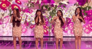 "4th Impact Sings Ballad & Mashup Vying for a Spot in Top 4 of ""The X Factor UK"" (Video)"